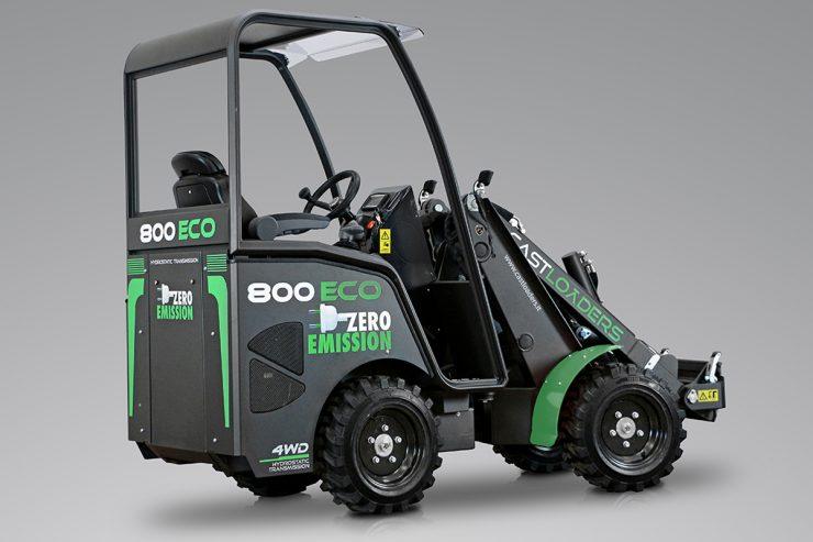Elektrický nakladač Cast 800 ECO